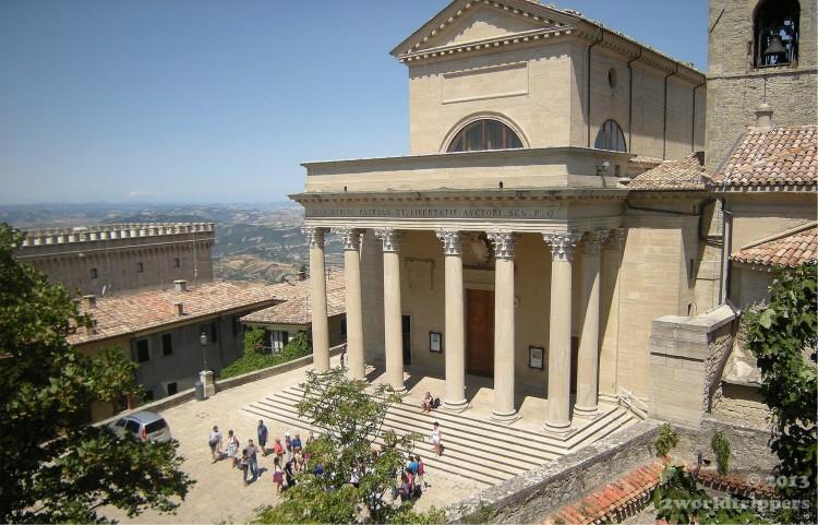 базилика св. Марину