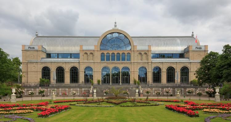 Кёльнский сад Флоры