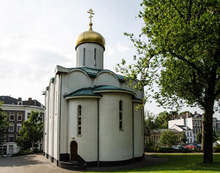 Церковь Невского