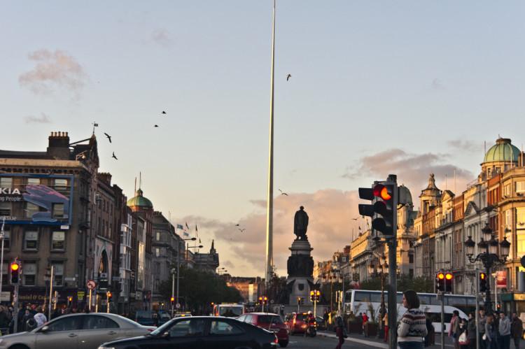Дублинская игла