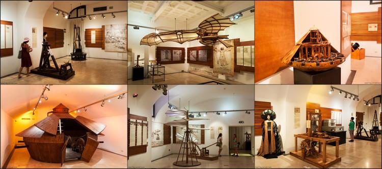 Музей техники и науки Леонардо да Винчи