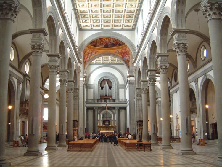 базилика св. Лоренцо
