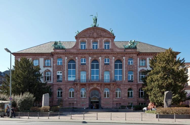 Зекенбергский музей