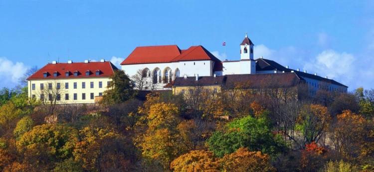 Град Шпилберг