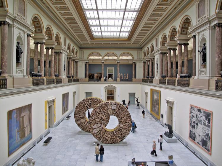 Музей изящных искуств