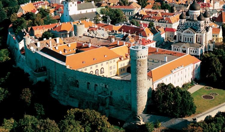 Ревельская крепость