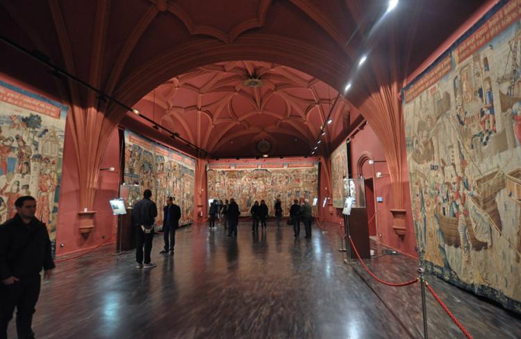 Музей гобеленов