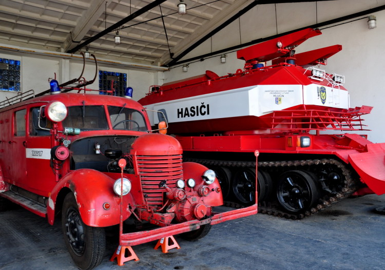 Музей пожарных