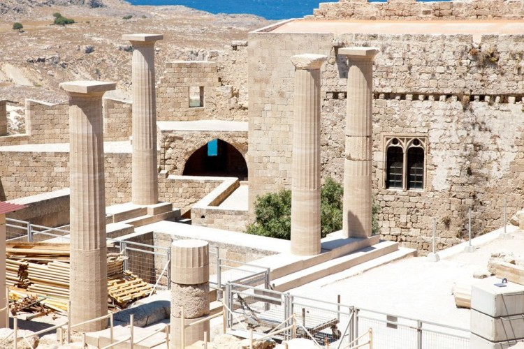 Акрополь Линдоса