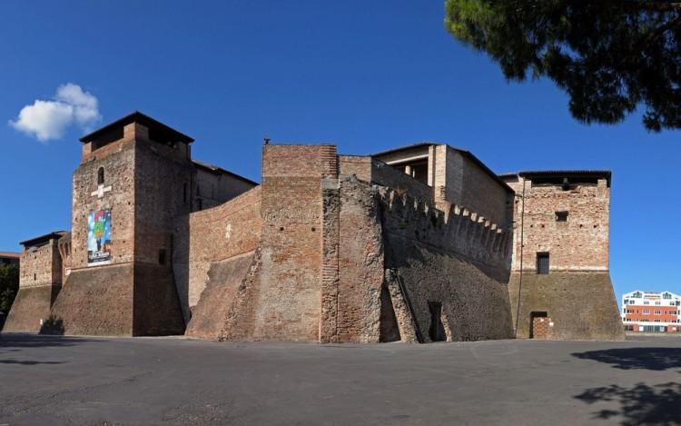 Замок Малатесты