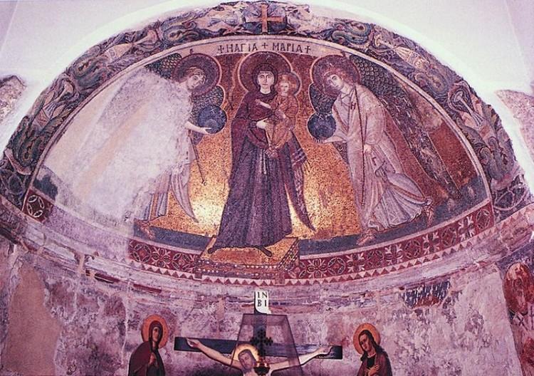 Церковь Богородицы Ангелоктисты