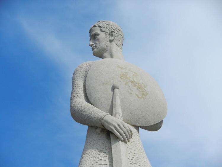 Памятник Хайме