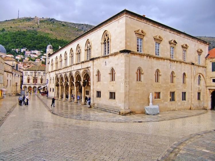 Княжеский дворец